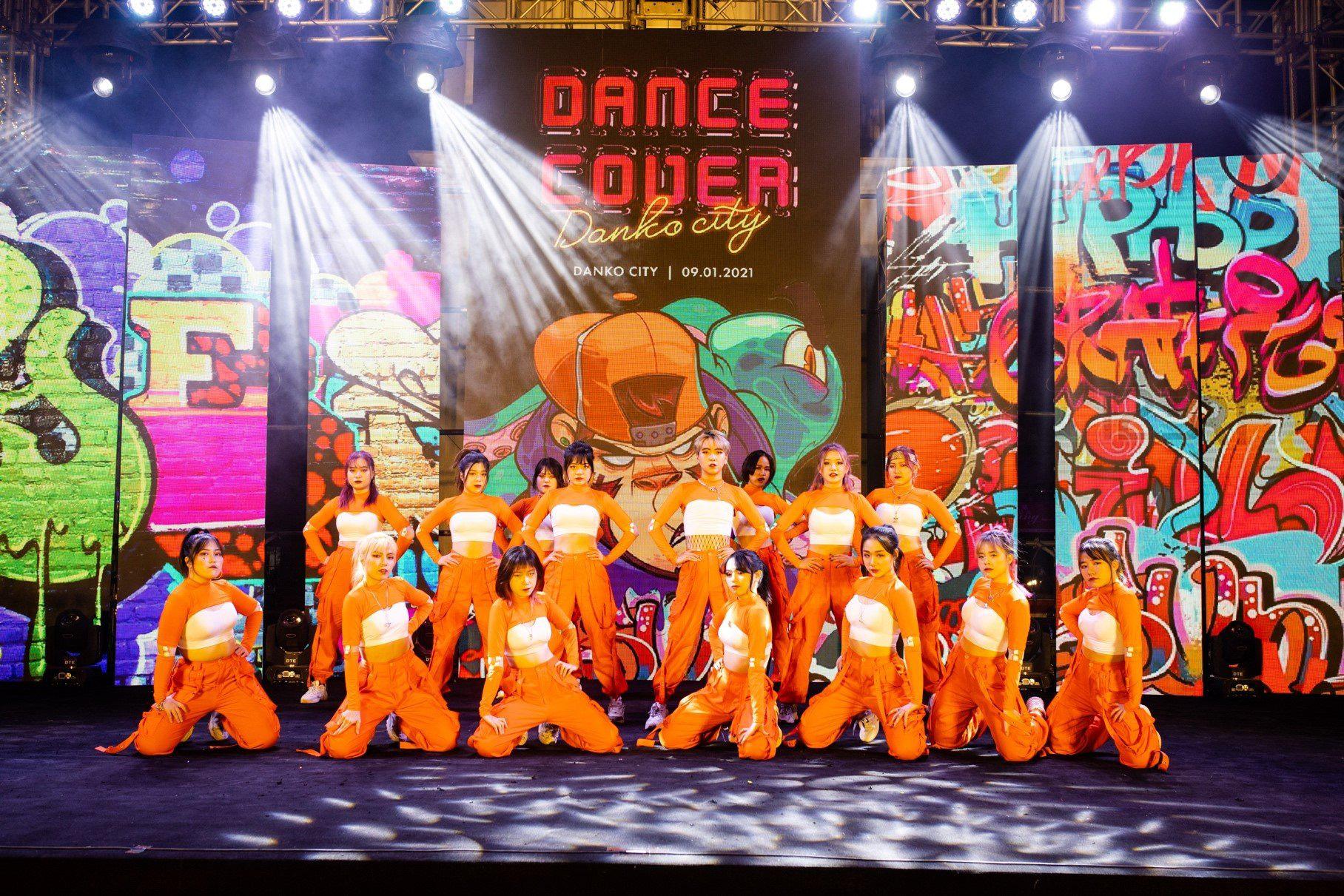 Dance cover Danko City: Bùng cháy với các vũ điệu Kpop cùng Cường seven - Ảnh 11.