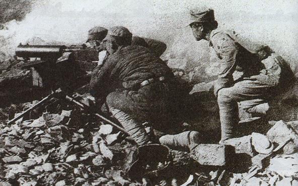 Nhìn lại những con số kinh hoàng trong trận Vũ Hán thời chiến tranh Trung-Nhật - Ảnh 1.