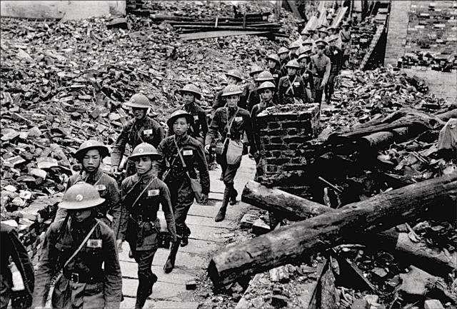 Nhìn lại những con số kinh hoàng trong trận Vũ Hán thời chiến tranh Trung-Nhật - Ảnh 3.