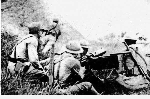 Nhìn lại những con số kinh hoàng trong trận Vũ Hán thời chiến tranh Trung-Nhật - Ảnh 9.