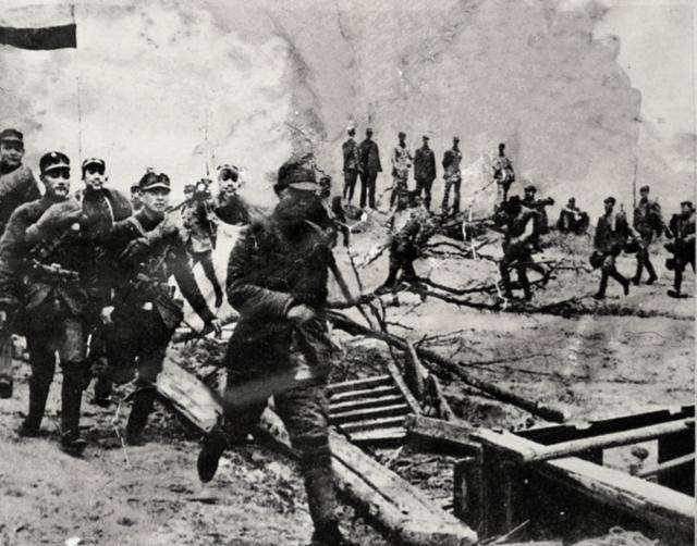 Nhìn lại những con số kinh hoàng trong trận Vũ Hán thời chiến tranh Trung-Nhật - Ảnh 10.
