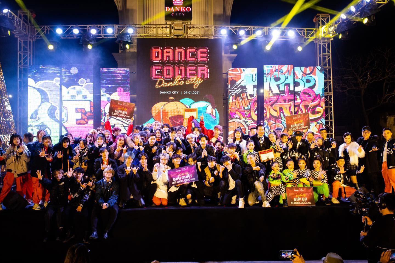 Dance cover Danko City: Bùng cháy với các vũ điệu Kpop cùng Cường seven - Ảnh 1.