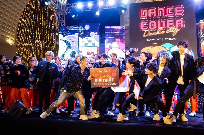 Dance cover Danko City: Bùng cháy với các vũ điệu Kpop cùng Cường seven - Ảnh 3.