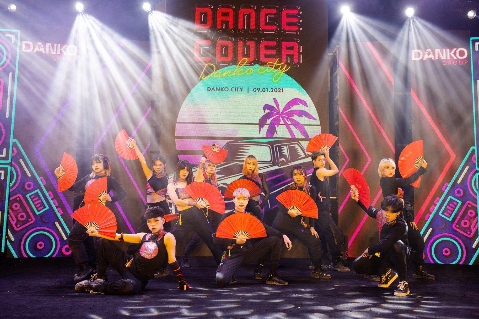 Dance cover Danko City: Bùng cháy với các vũ điệu Kpop cùng Cường seven - Ảnh 5.