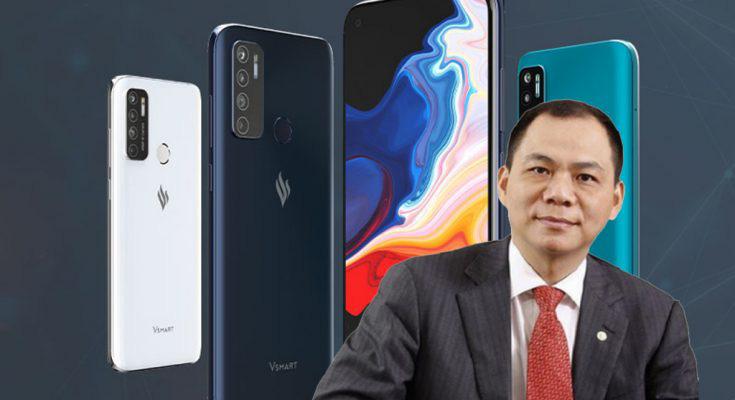 """Vì sao điện thoại Vsmart Live 4 của tỷ phú Phạm Nhật Vượng """"xuất sắc nhất năm""""? - Ảnh 1."""