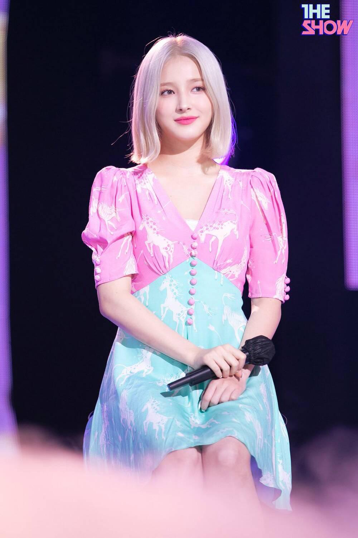 Nancy (Momoland) ca sĩ Hàn Quốc bị phát tán ảnh nhạy cảm tại AAA Việt Nam xinh đẹp đến cỡ nào? - Ảnh 4.