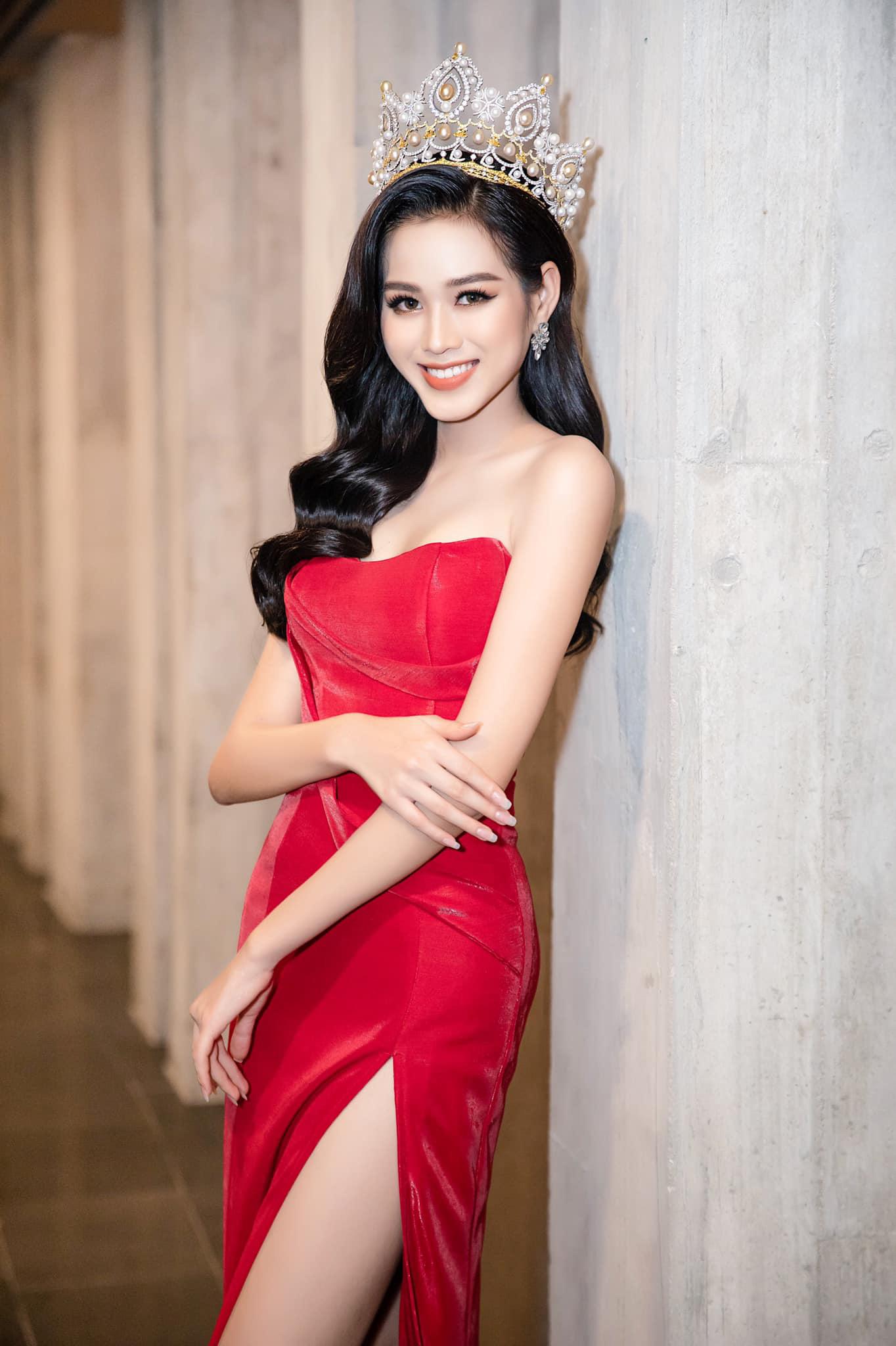 Đỗ Thị Hà bất ngờ được dự đoán lọt Top 10 Miss World 2021 - Ảnh 3.