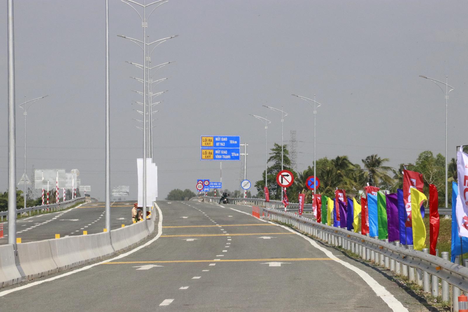 Khánh thành tuyến Lộ Tẻ - Rạch Sỏi: Thúc đẩy phát triển kinh tế - xã hội và kết nối giao thông khu vực ĐBSCL - Ảnh 3.