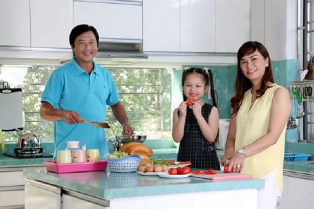Vợ chồng HLV Lê Huỳnh Đức và chuyện tình đầy sóng gió - Ảnh 3.
