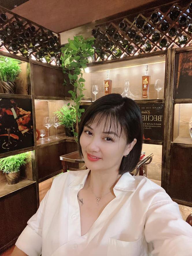 Hoa khôi bóng chuyền Kim Huệ tiết lộ sở thích... sang chảnh tuổi 39 - Ảnh 5.