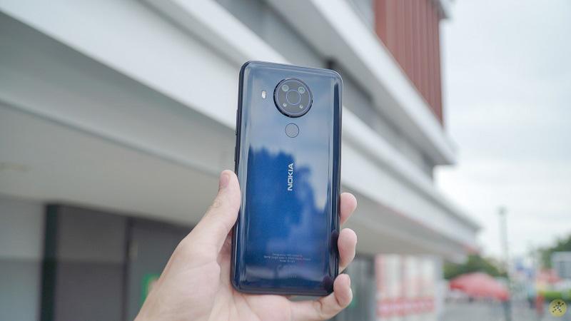 Điện thoại Nokia 5.4 ra mắt thị trường Việt: 3 điều ấn tượng nhất - Ảnh 1.