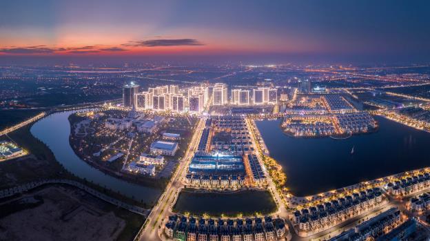 Giao thông đồng bộ - chìa khoá đưa Vinhomes Ocean Park thành đô thị hạt nhân Hà Nội - Ảnh 2.
