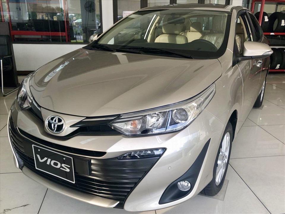 Thiết kế hút khách Việt, Hyundai Accent so kè cực gắt Toyota Vios - Ảnh 7.