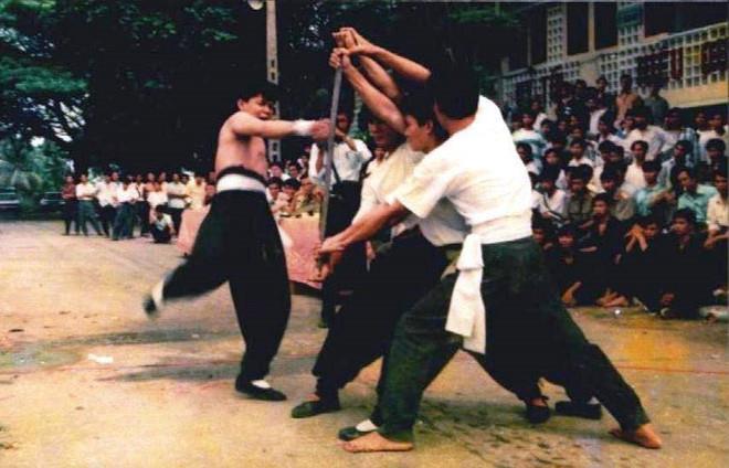Chưởng môn Nam Huỳnh Đạo có chịu được những cú đấm của Từ Hiểu Đông? - Ảnh 5.