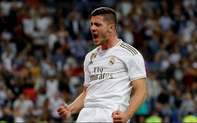 Jovic không để lại bất kỳ ấn tượng nào kể từ khi gia nhập Real Madrid.