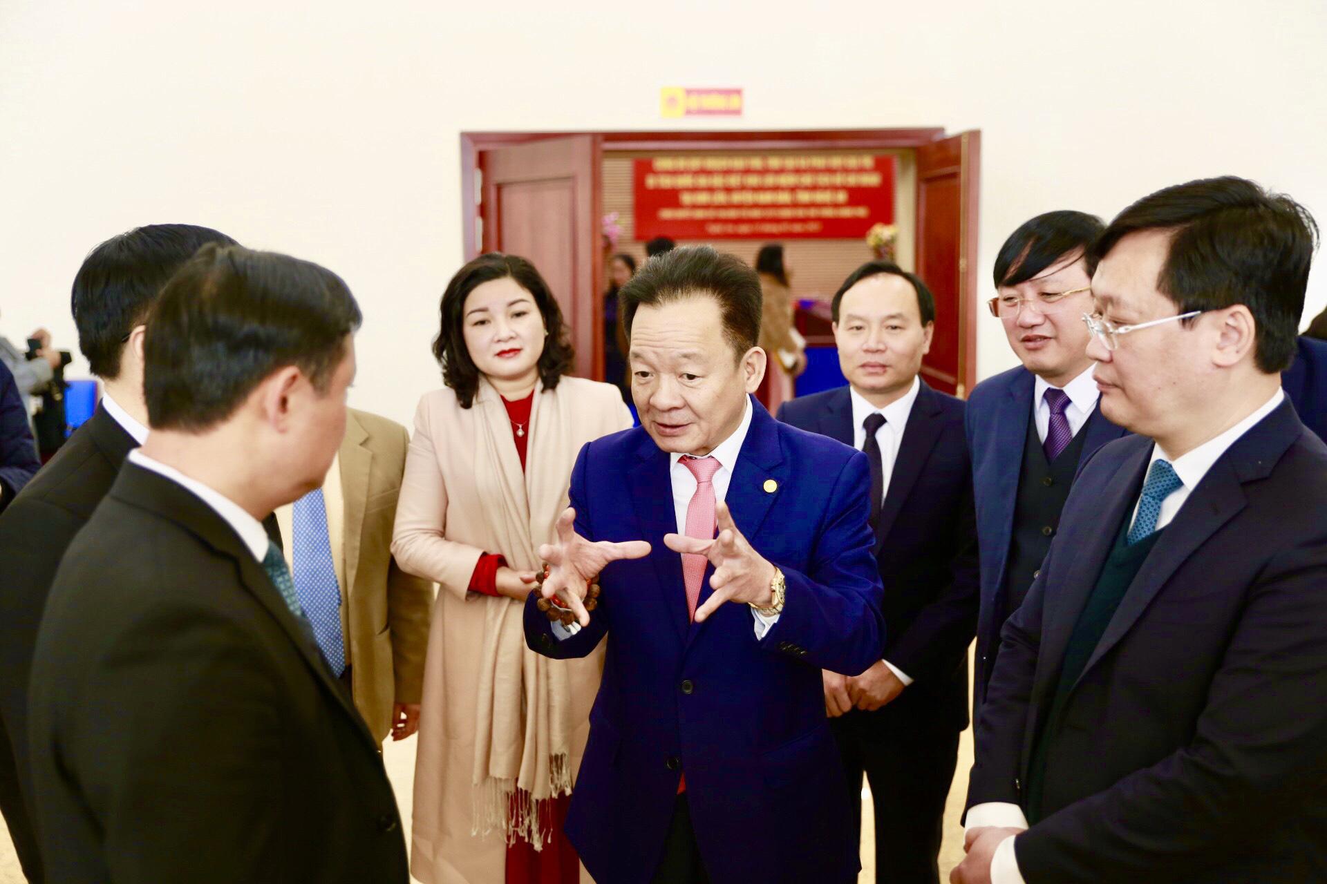 Công bố Quy hoạch bảo tồn, tôn tạo và phát huy giá trị Khu lưu niệm Chủ tịch Hồ Chí Minh tại Nghệ An - Ảnh 3.