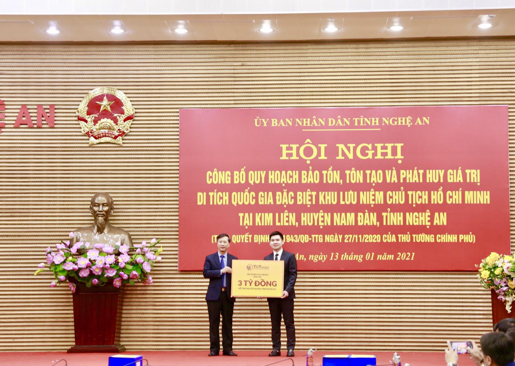 Công bố Quy hoạch bảo tồn, tôn tạo và phát huy giá trị Khu lưu niệm Chủ tịch Hồ Chí Minh tại Nghệ An - Ảnh 4.