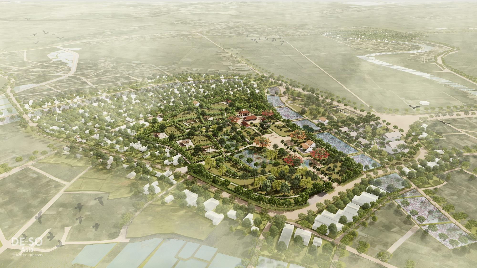 Công bố Quy hoạch bảo tồn, tôn tạo và phát huy giá trị Khu lưu niệm Chủ tịch Hồ Chí Minh tại Nghệ An - Ảnh 5.