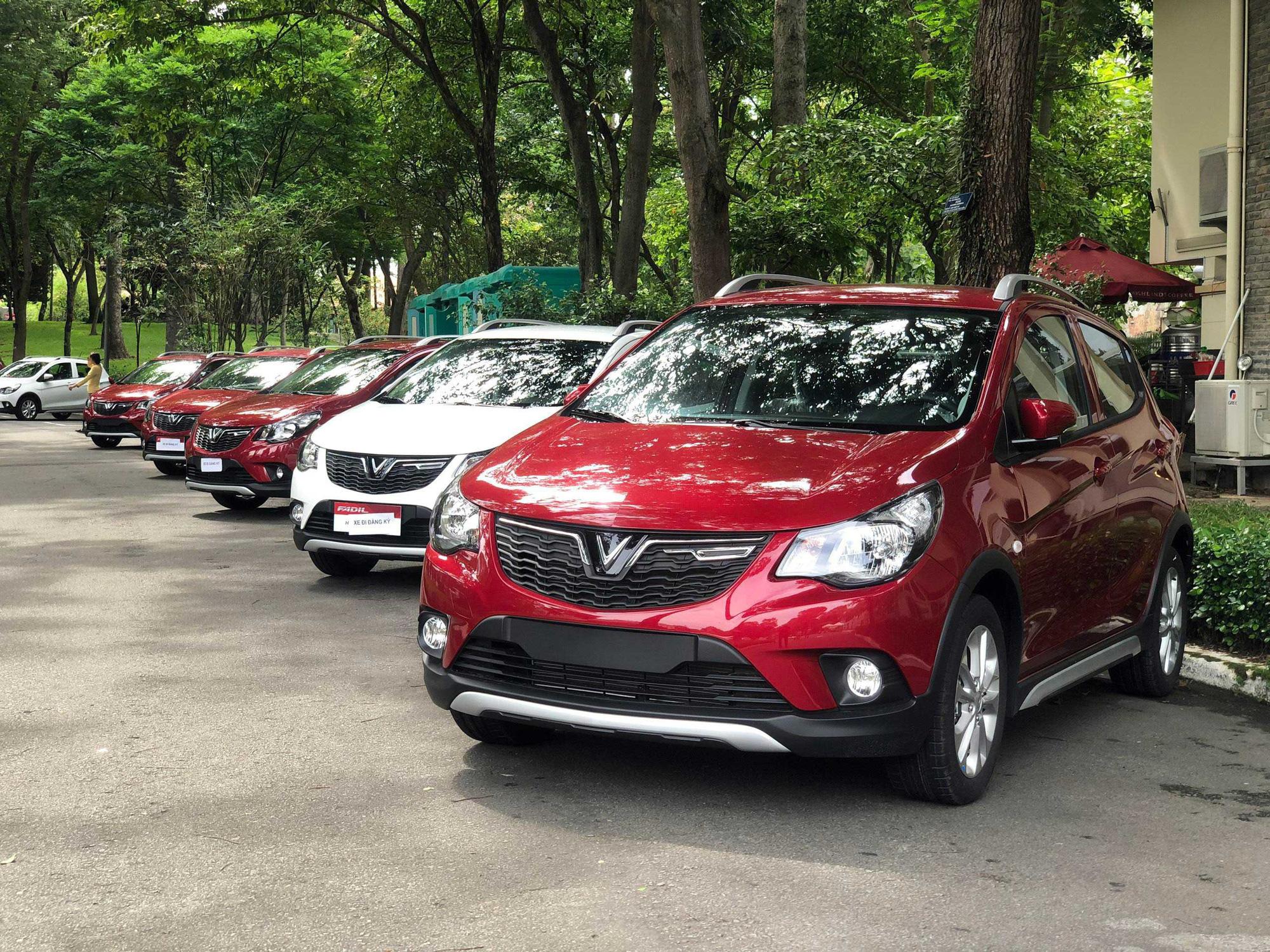 10 ôtô bán chạy nhất Việt Nam năm 2020 - Ảnh 6.