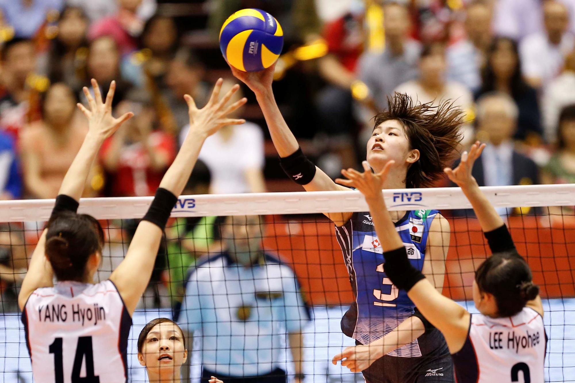 """Saori Kimura - ngọc nữ bóng chuyền """"đốn tim"""" hàng triệu đàn ông Nhật Bản - Ảnh 5."""