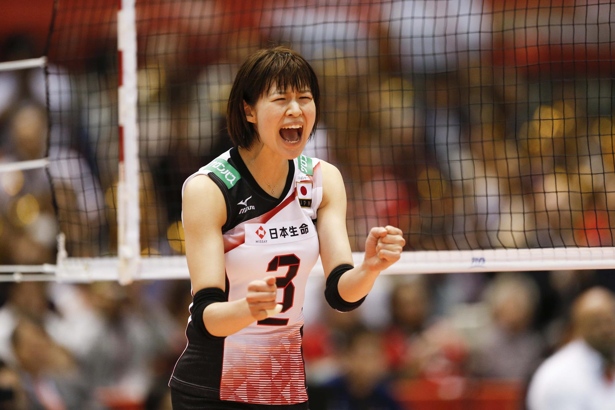 """Saori Kimura - ngọc nữ bóng chuyền """"đốn tim"""" hàng triệu đàn ông Nhật Bản - Ảnh 1."""