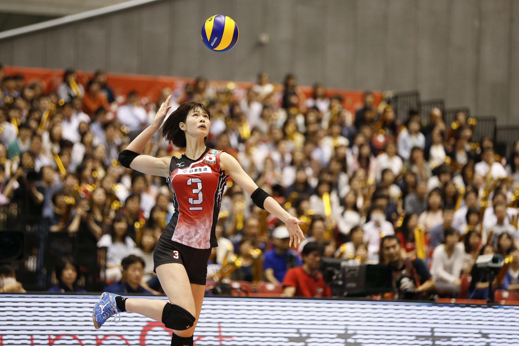 """Saori Kimura - ngọc nữ bóng chuyền """"đốn tim"""" hàng triệu đàn ông Nhật Bản - Ảnh 3."""
