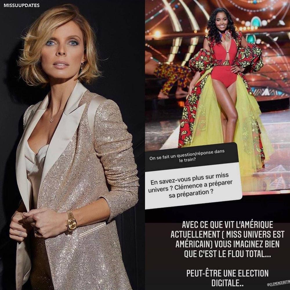 Hoa hậu Hoàn vũ Thế giới 2020 sẽ tổ chức với hình thức online? - Ảnh 3.