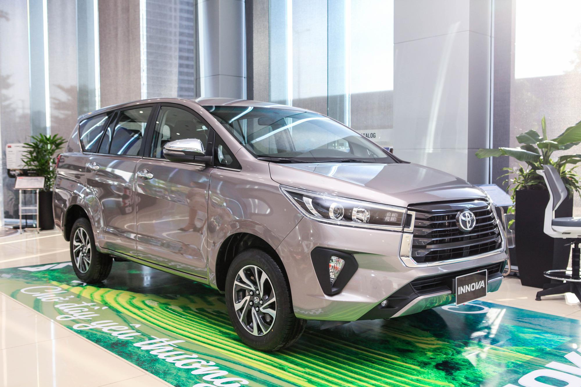 10 ôtô bán chạy nhất Việt Nam năm 2020 - Ảnh 3.
