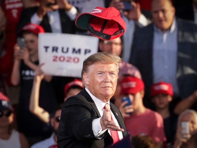 Trump vẫn được đảng Cộng hòa ủng hộ ra tranh cử năm 2024 - Ảnh 1.