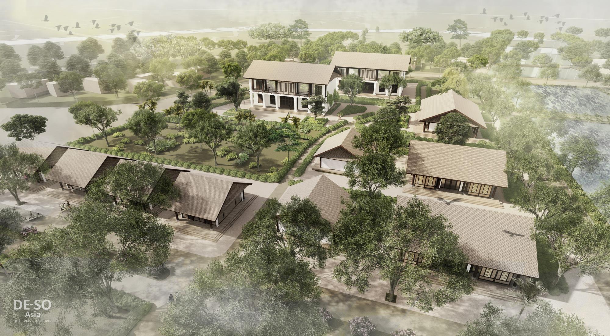 Công bố Quy hoạch bảo tồn, tôn tạo và phát huy giá trị Khu lưu niệm Chủ tịch Hồ Chí Minh tại Nghệ An - Ảnh 2.