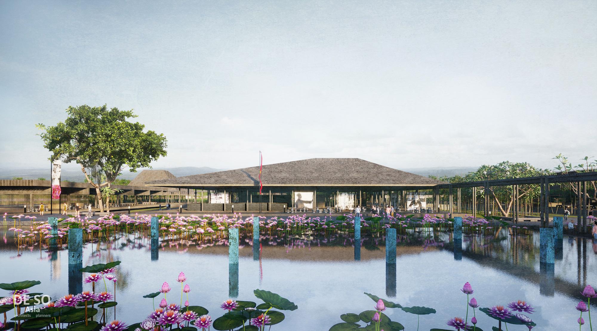 Công bố Quy hoạch bảo tồn, tôn tạo và phát huy giá trị Khu lưu niệm Chủ tịch Hồ Chí Minh tại Nghệ An - Ảnh 7.