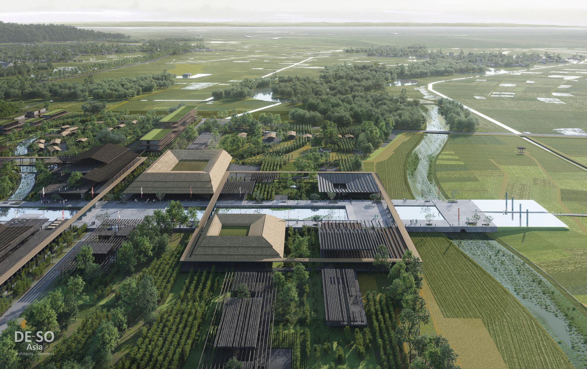 Công bố Quy hoạch bảo tồn, tôn tạo và phát huy giá trị Khu lưu niệm Chủ tịch Hồ Chí Minh tại Nghệ An - Ảnh 8.