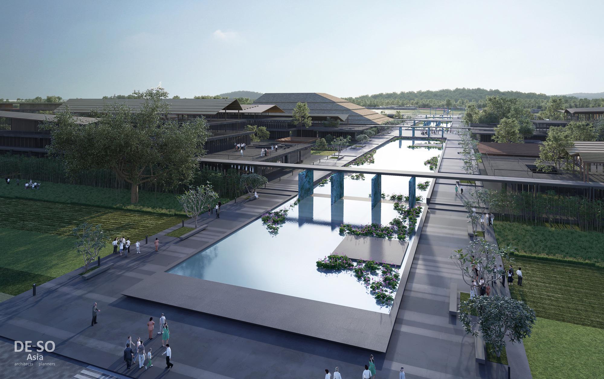 Công bố Quy hoạch bảo tồn, tôn tạo và phát huy giá trị Khu lưu niệm Chủ tịch Hồ Chí Minh tại Nghệ An - Ảnh 6.