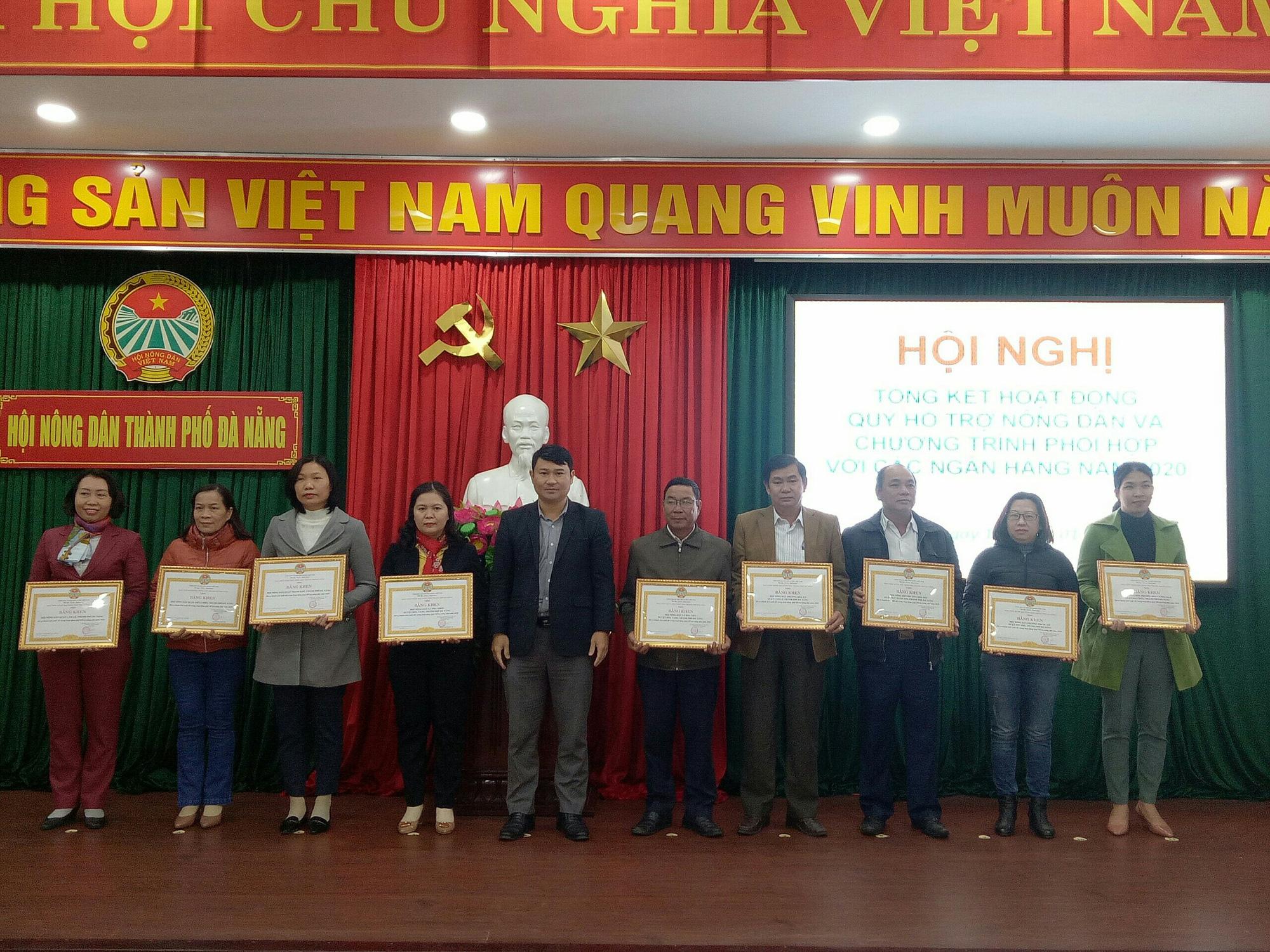 Đà Nẵng: Phát huy hiệu quả từ nguồn vốn của Quỹ hỗ trợ nông dân - Ảnh 1.