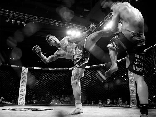 MMA là gì và mức độ thực chiến thế nào so với võ thuật Trung Quốc? - Ảnh 3.