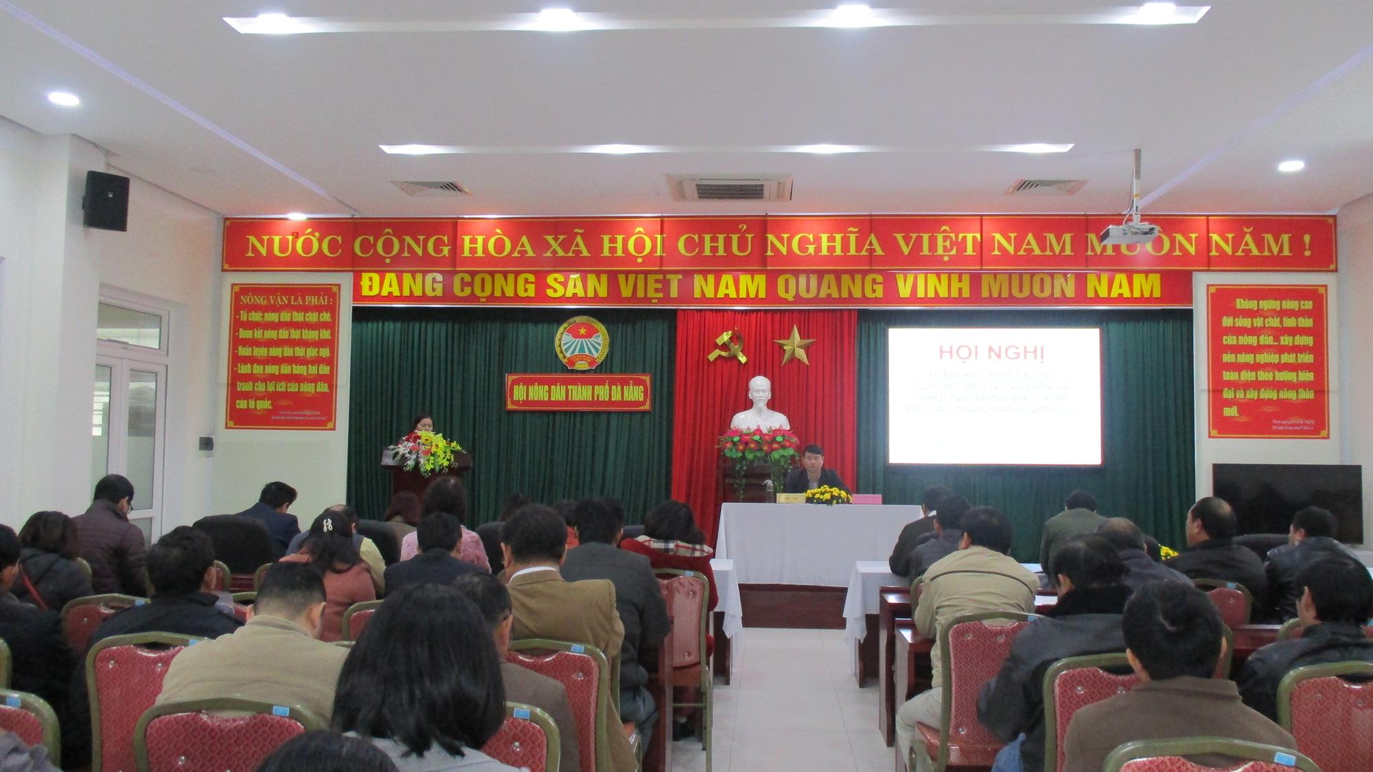 Đà Nẵng: Phát huy hiệu quả từ nguồn vốn của Quỹ hỗ trợ nông dân - Ảnh 4.