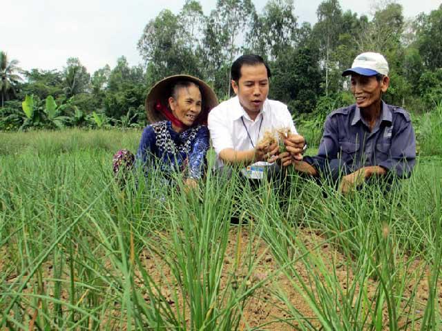 Đà Nẵng: Phát huy hiệu quả từ nguồn vốn của Quỹ hỗ trợ nông dân - Ảnh 5.