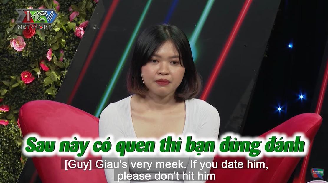 Bạn muốn hẹn hò: Chuyện lạ có thật, bị bạn gái cũ đánh đến mức ám ảnh, bạn thân nam chính phải đứng ra cảnh báo nữ chính - Ảnh 7.