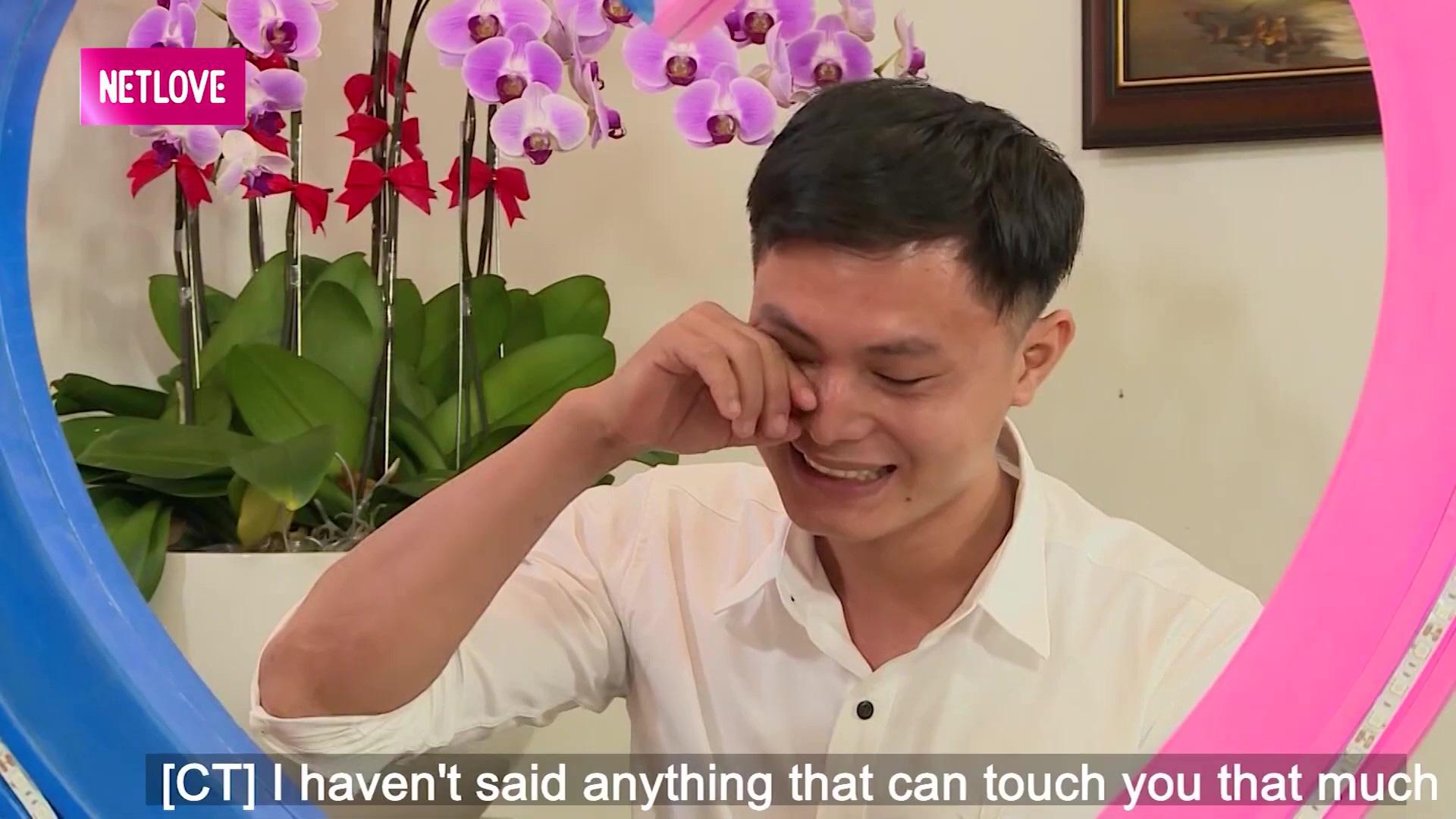 Chàng trai khóc liên tục khi đi hẹn hò, bất ngờ cô gái xinh đẹp lại thích - Ảnh 6.