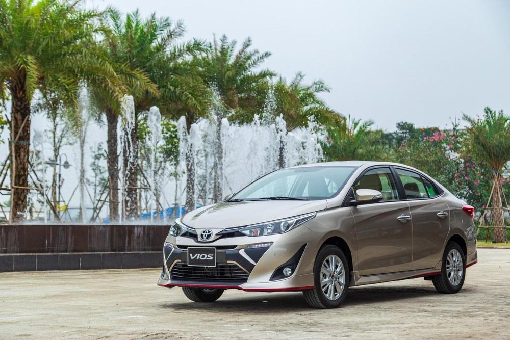 Toyota Vios đã gồng gánh doanh số Toyota Việt Nam ra sao? - Ảnh 3.
