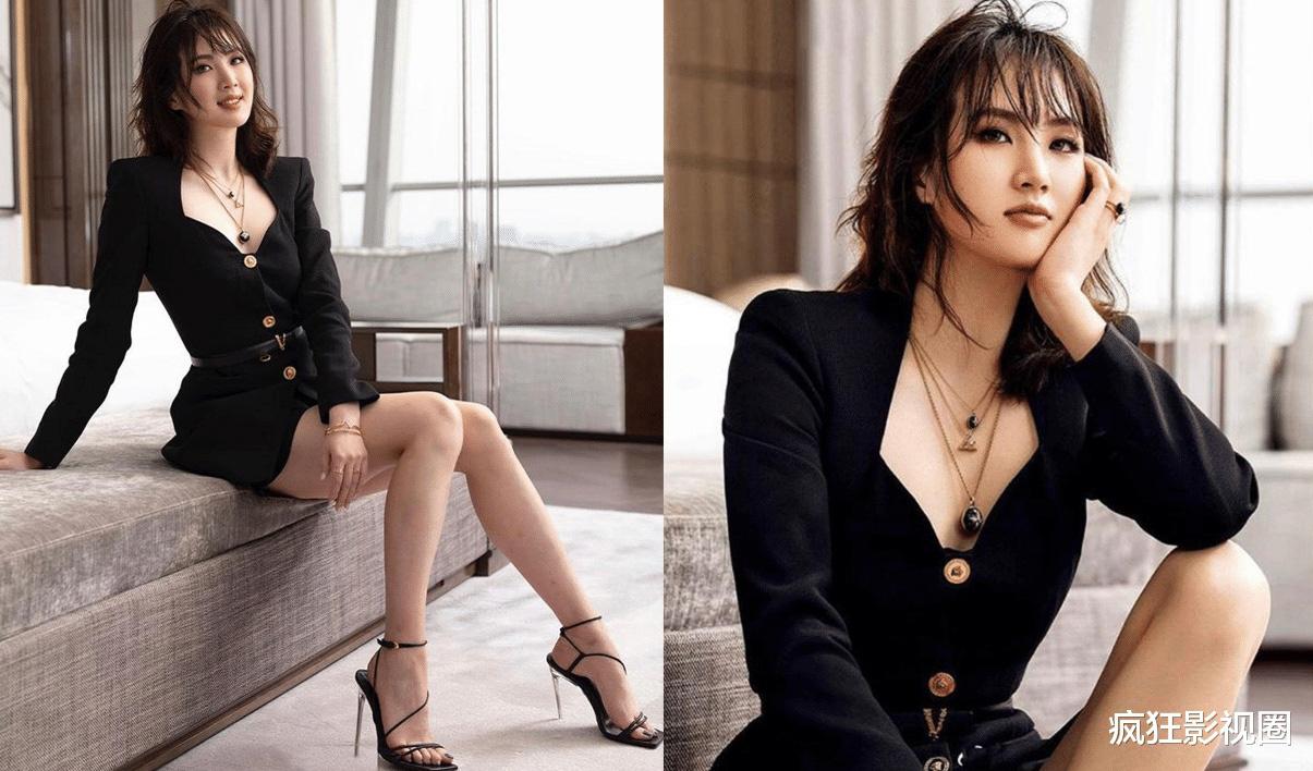 Diêu Na Na, công chúa của tập đoàn Huawei chính thức gia nhập showbiz - Ảnh 2.