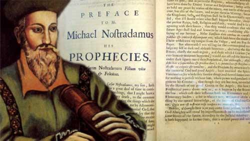 500 lời tiên tri đúng đến kinh hãi của nhà tiên tri Nostradamus - Ảnh 2.
