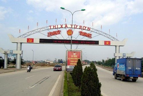 Thị xã Từ Sơn: 5 xã cuối cùng lên phường, hướng tới thành lập thành phố Từ Sơn - Ảnh 1.