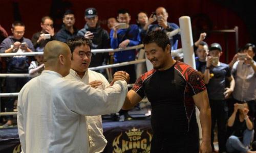 MMA là gì và mức độ thực chiến thế nào so với võ thuật Trung Quốc? - Ảnh 1.