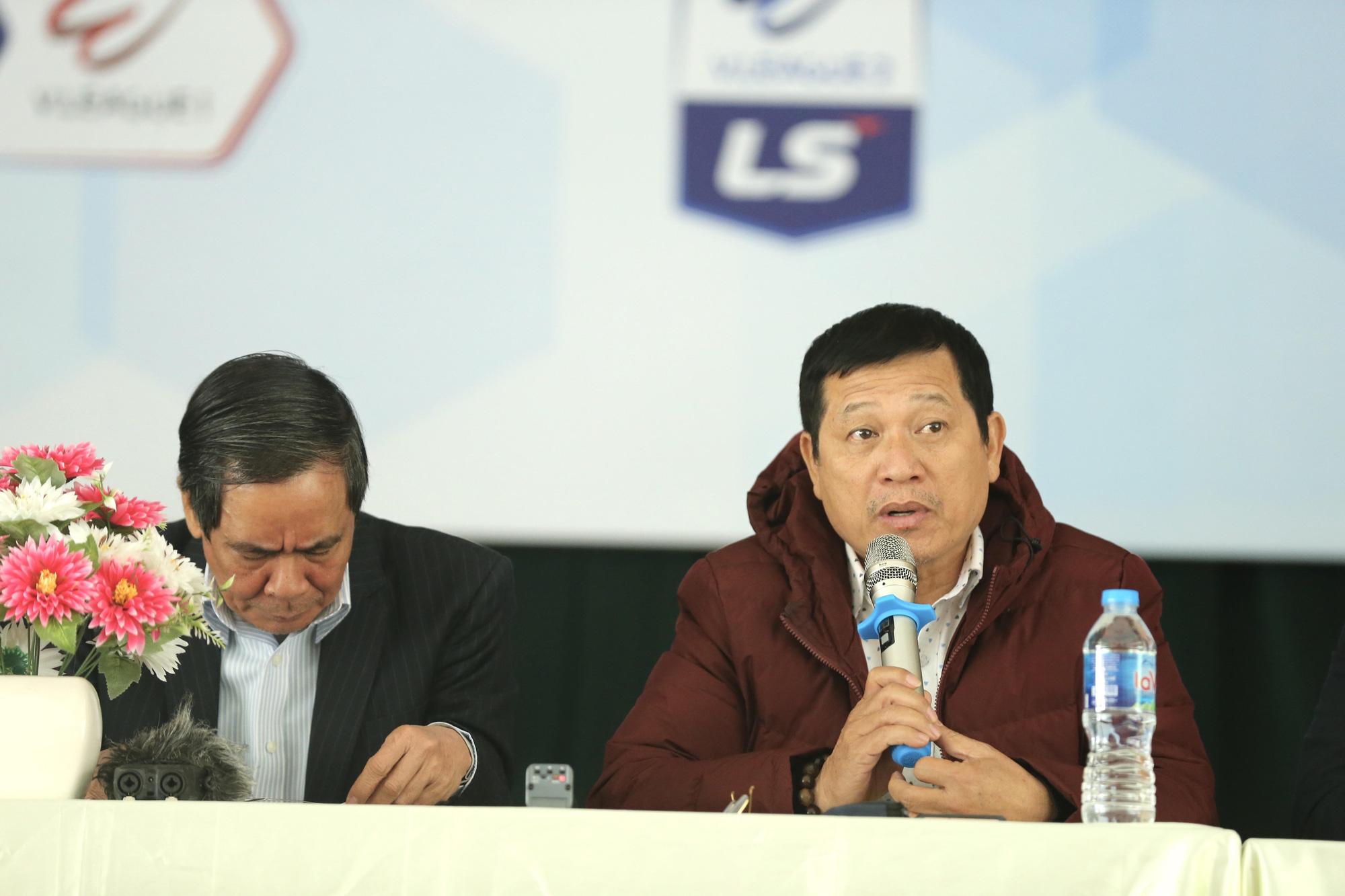 Trưởng ban trọng tài Dương Văn Hiền: 'Sai sót là không tránh khỏi' - Ảnh 3.