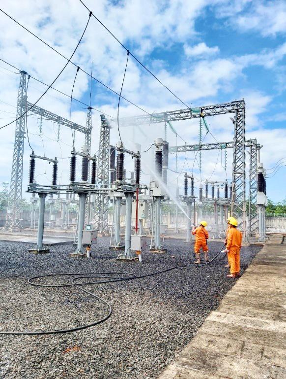 PC Gia Lai: Xây dựng nguồn lực thực hiện công tác vệ sinh, sửa chữa hotline - Ảnh 2.