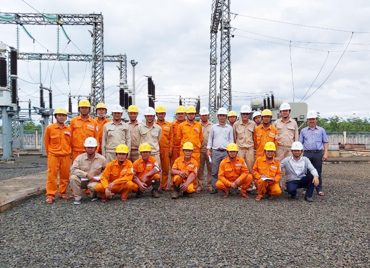 PC Gia Lai: Xây dựng nguồn lực thực hiện công tác vệ sinh, sửa chữa hotline - Ảnh 3.