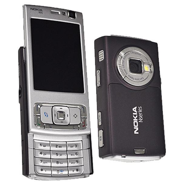 Điện thoại Nokia hoàng kim: Dòng N quý tộc, chụp ảnh đỉnh cao - Ảnh 1.