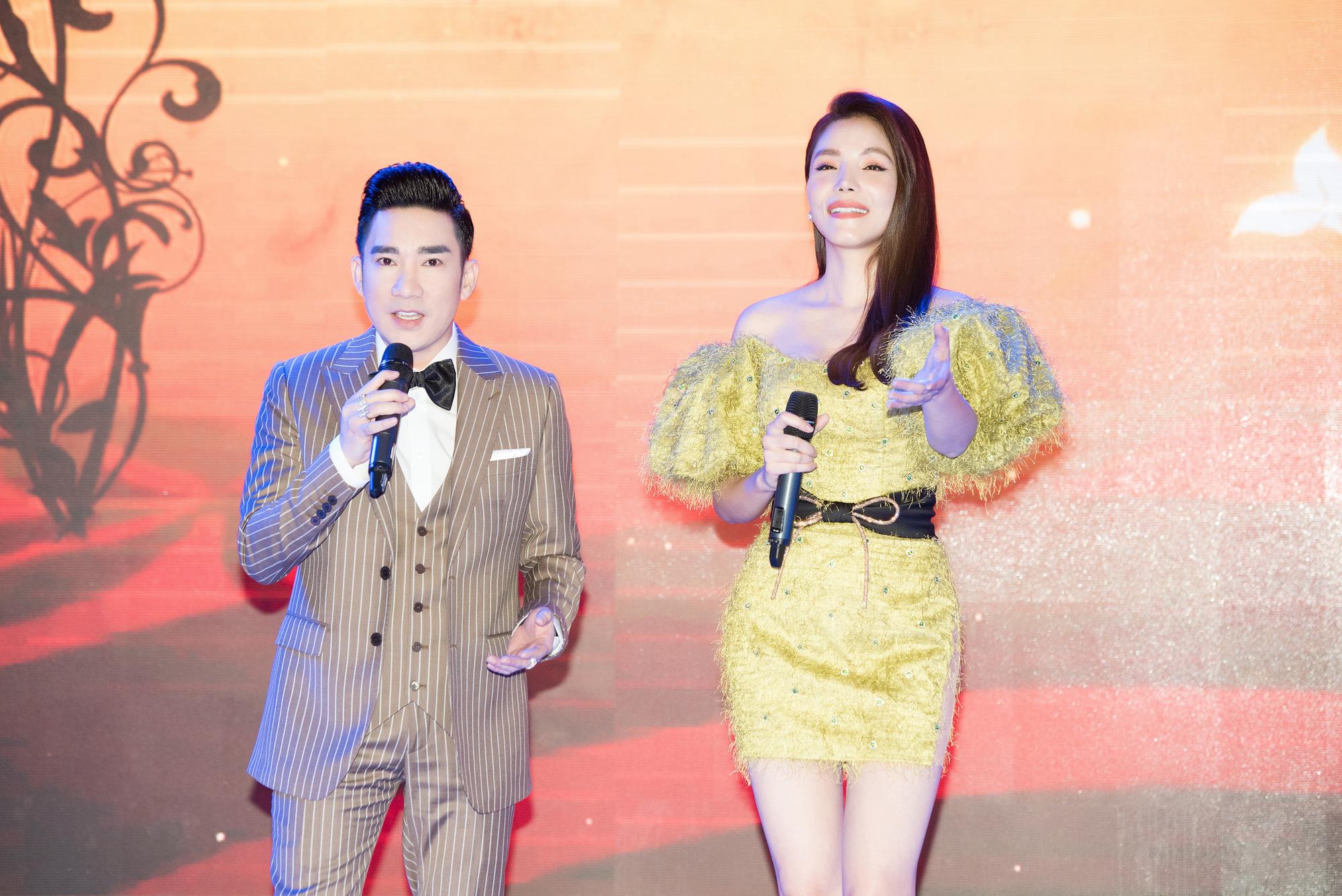 Quang Hà học Kiwi Ngô Mai Trang cách hát nhẹ nhàng tình cảm - Ảnh 1.