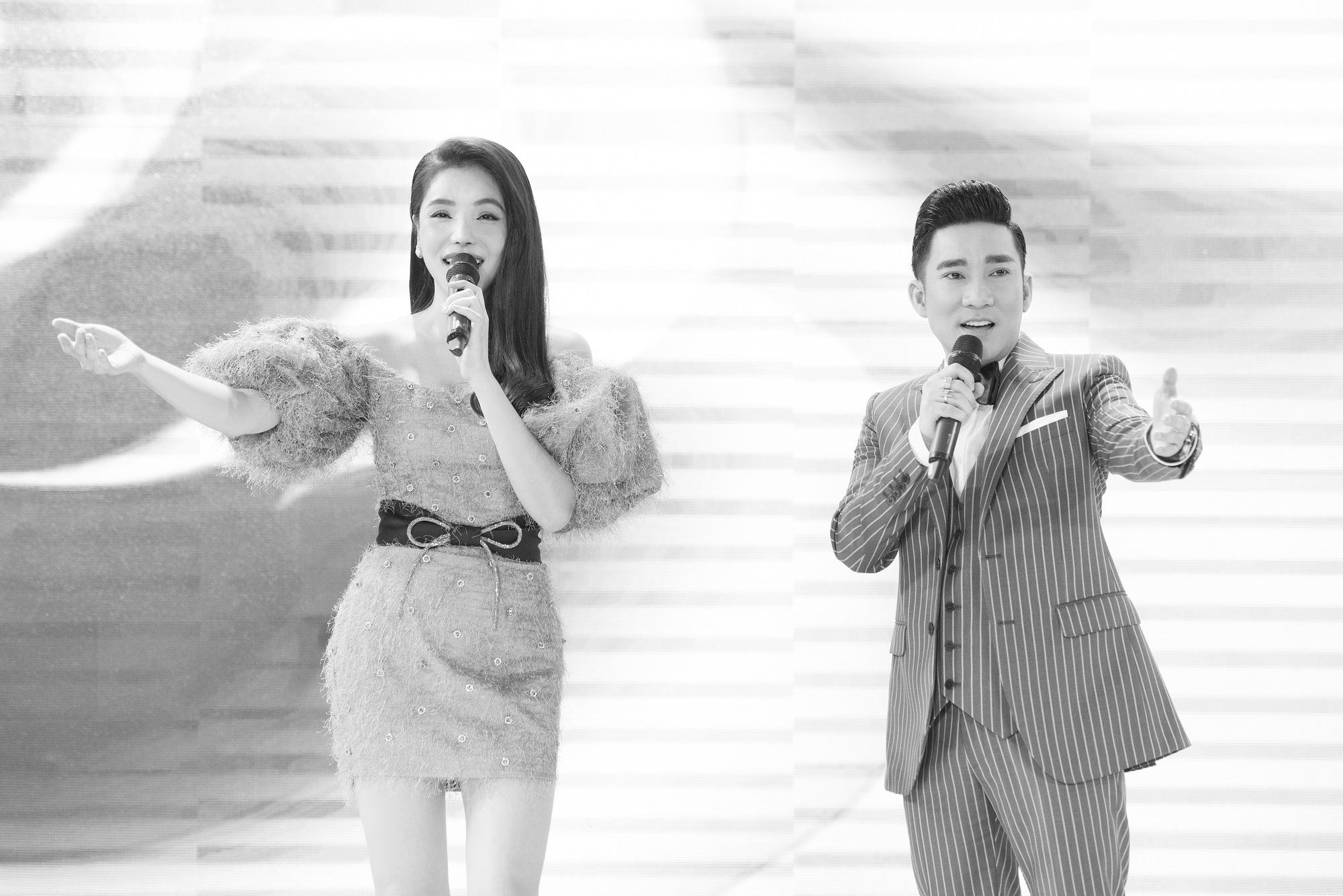 Quang Hà học Kiwi Ngô Mai Trang cách hát nhẹ nhàng tình cảm - Ảnh 5.